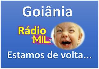 A Clube FM deixou o dial de Goiânia e a Mil entrou em seu lugar