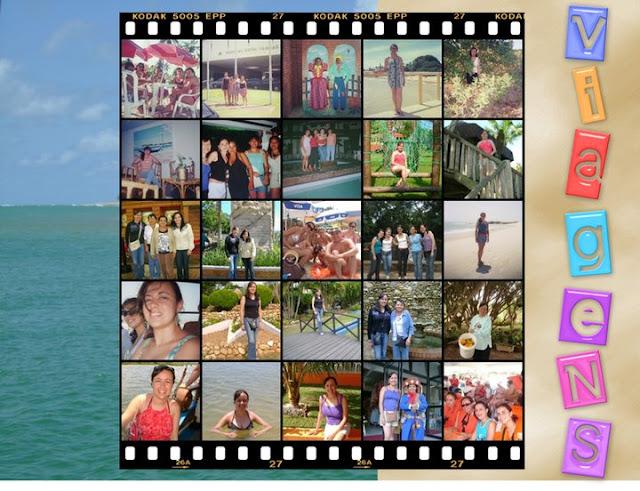 Viagem em fotos - Embarque neste blog