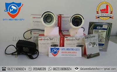 CCTV Paket Ekonomis