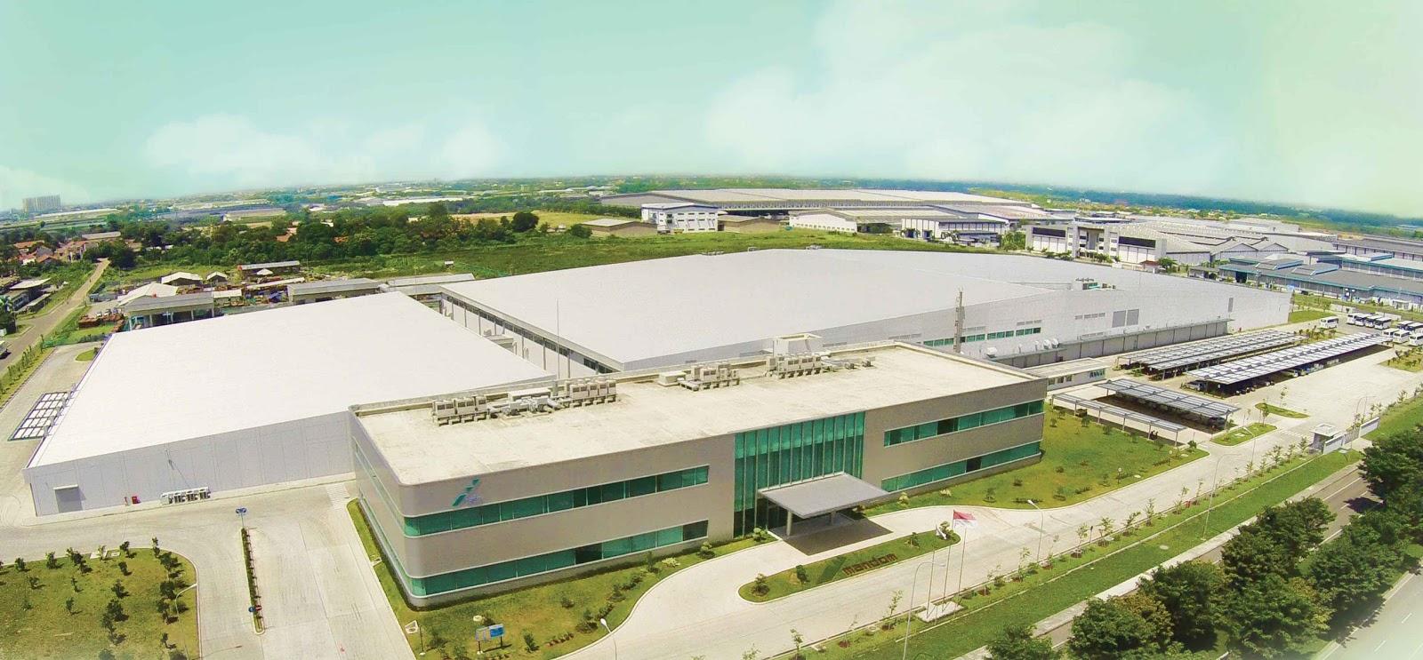 Loker Terbaru Kawasan MM2100 Sebagai Operator Produksi PT Mandom Indonesia, Tbk