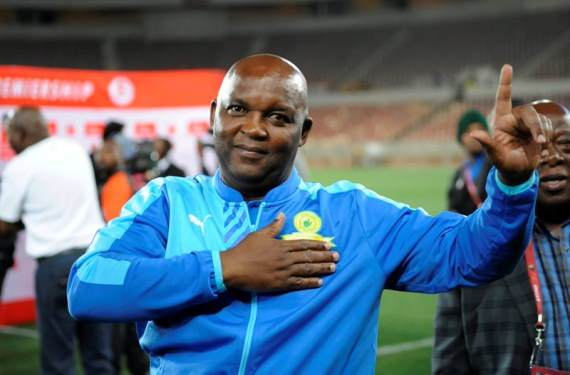 Pitso hails Nascimento but slams Laffor after Downs win