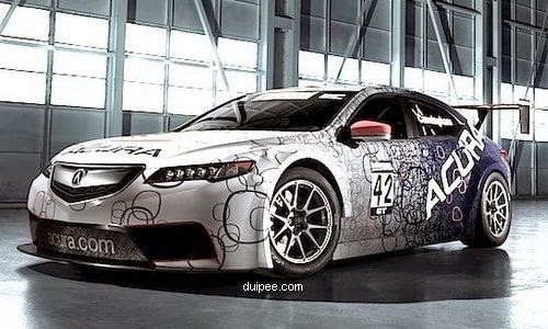 2015 Acura TLX GT Kind of Thrill
