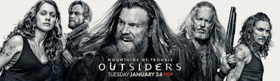 Outsiders Season 2 Banner Poster 4