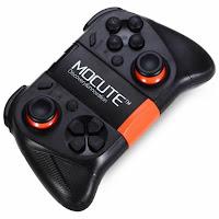 Gearbest  MOCUTE - 050 Bluetooth Gamepad - NEGRO