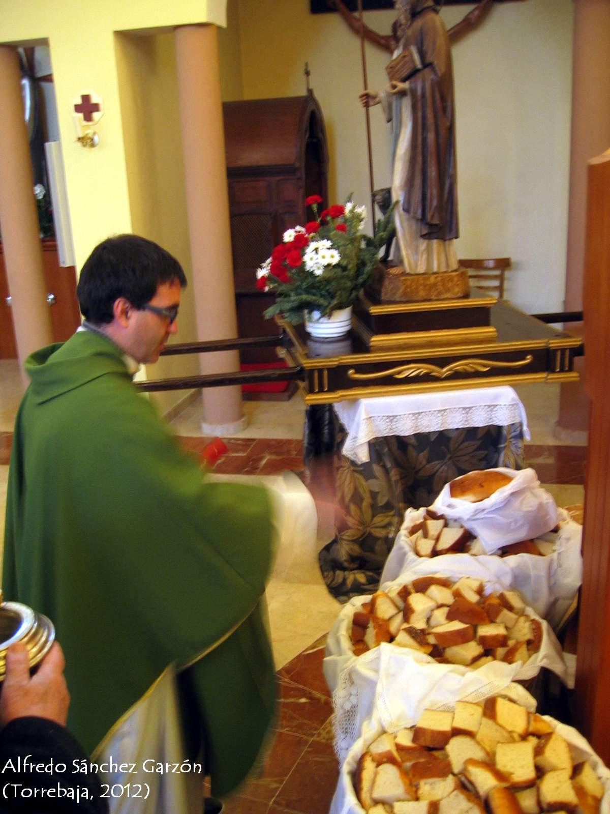 Resultado de imagen de Pan de san Antonio (Torrebaja)