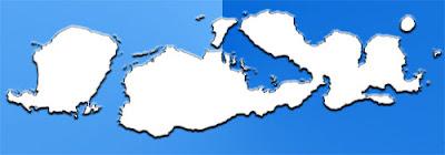 image: West Nusa Tenggara blank Map