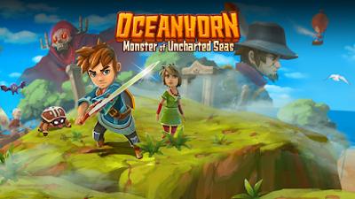 Oceanhorn ™ v 1.1 Mod Apk (Unlocked)