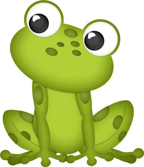 ♥ Dibujos a color ♥: Sapitos y ranas muy simpáticos