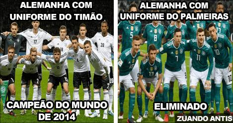 Os Melhores Memes Da Copa Do Mundo Zuando Antis