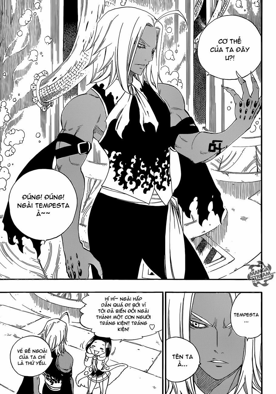 Fairy Tail chap 370 trang 13
