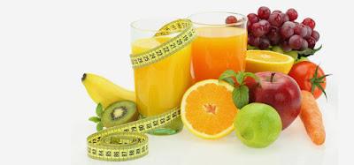 Jus yang Ampuh Untuk Diet Turunkan Berat Badan