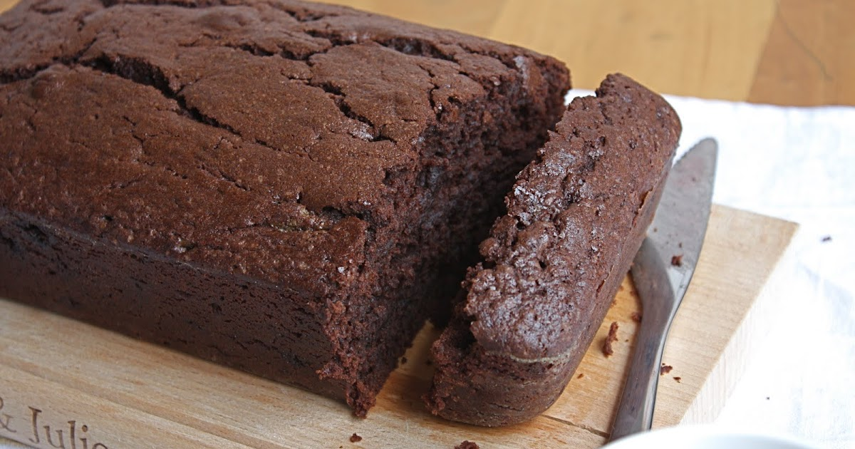 Loaf Cake Recipes Nz: Linzers In London: Simplicity At Its Best: Chocolate Loaf Cake