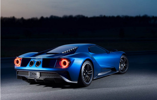 2017 Ford GT Specs, Rumor, Engine and Price