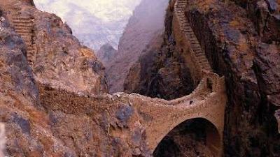 Jembatan Batu Shaharah, Yaman