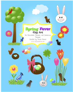 Mrs. Orman's Classroom: Spring is in the Air: Springtime ...