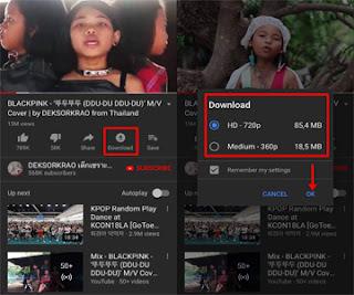 Cara Download Video Youtube dengan Cepat Melalui HP