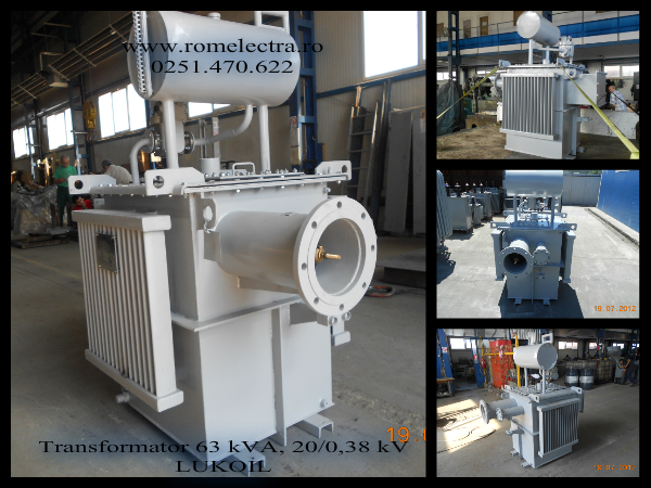 transformator electric, #transformator63kva, transformator 63 kva 20/0,38 kv, #transformatorpentrupetrol, #romelectra, #fabricatransformatoare, transformator pentru petrol, #lukoil