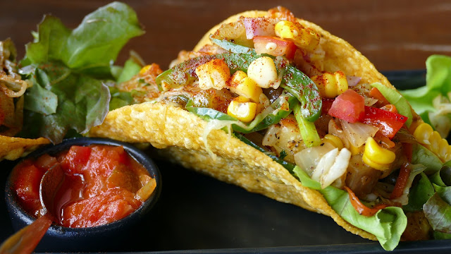 Resep Taco Isi Sayuran