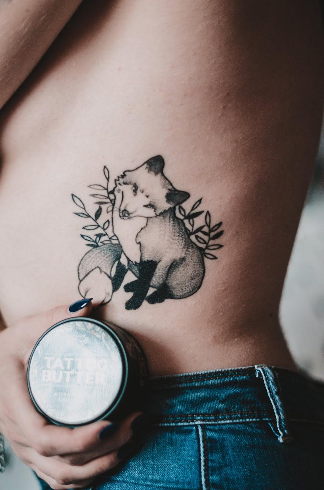 Uncaro Jak Dbam O Tatuaże Loveinkpl