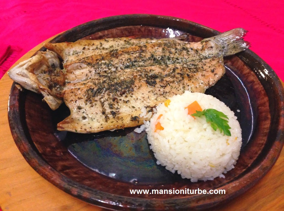 Among the best food in Pátzcuaro, you should try rainbow trout