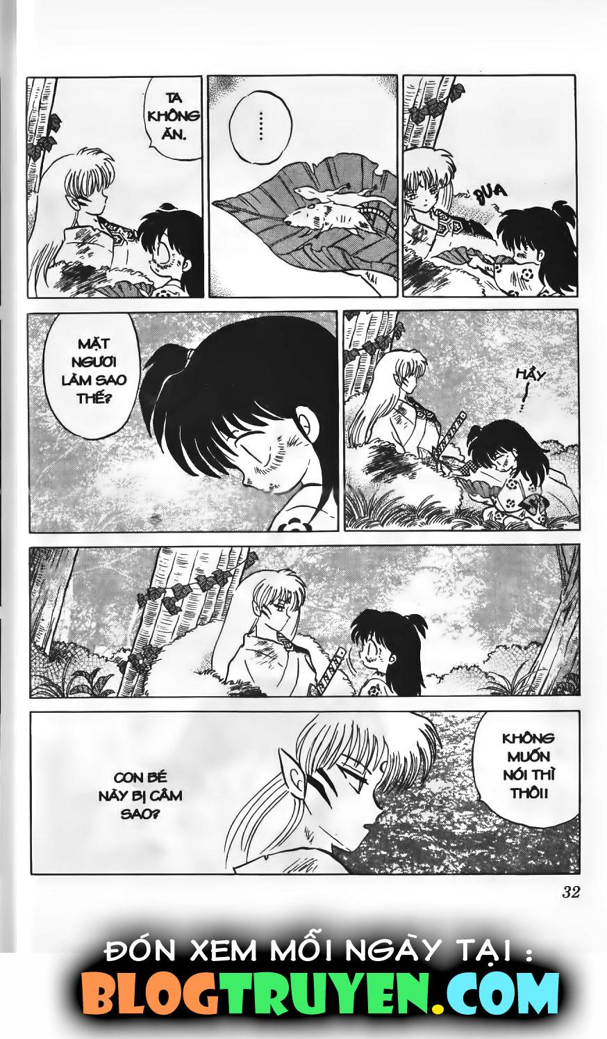 Inuyasha vol 14.2 trang 11