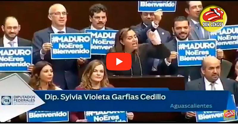 Grupo Parlamentar de México no quiere la presencia de Nicolás Maduro en su país