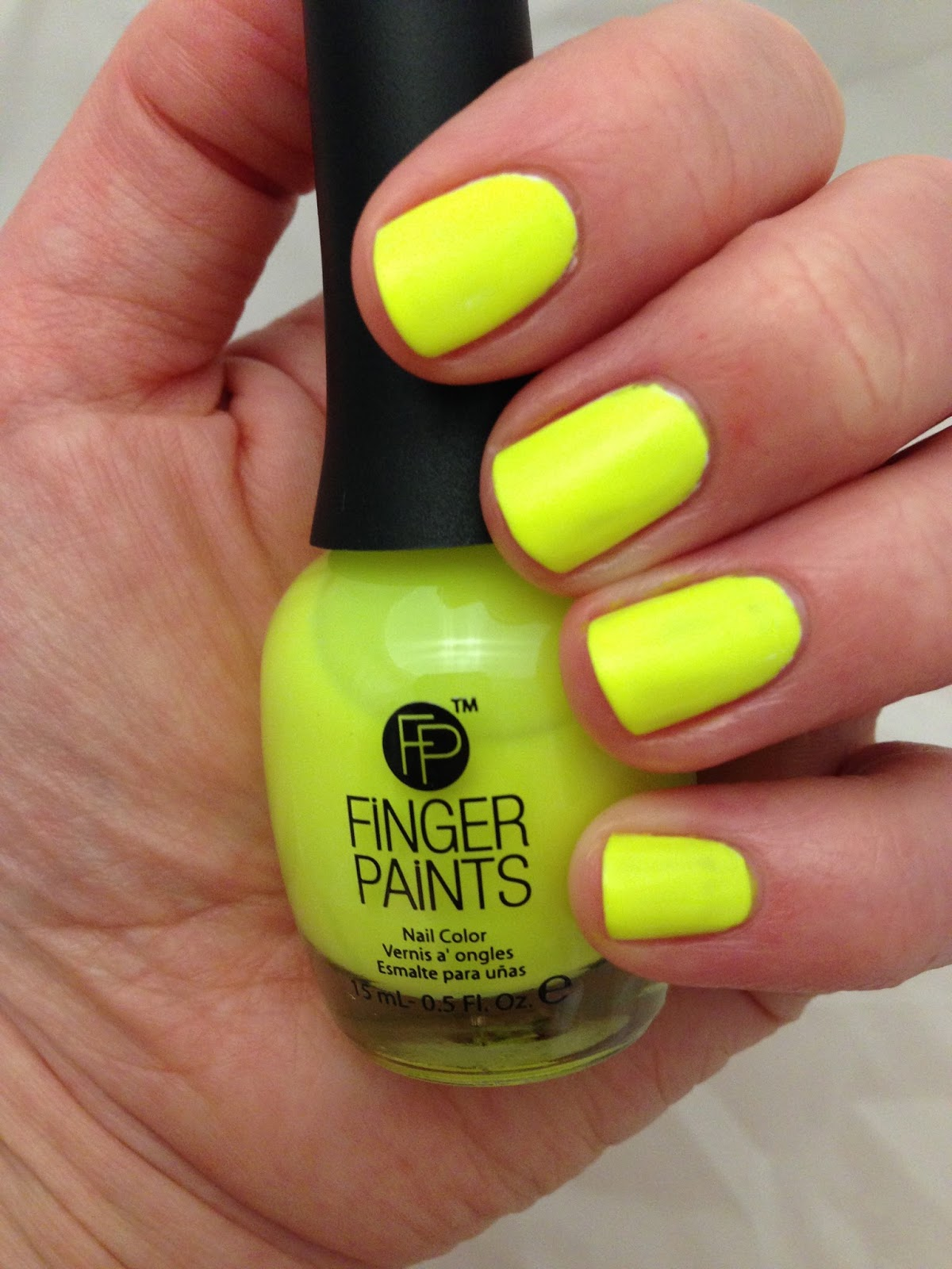 The Manicured Monkey: Finger Paints: New Shades Including Neons!