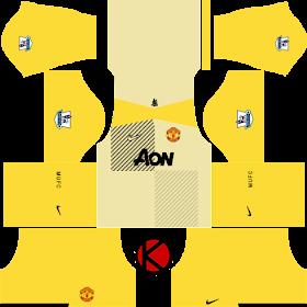 Manchester United Kits 2013 2014 Dream League Soccer Kuchalana