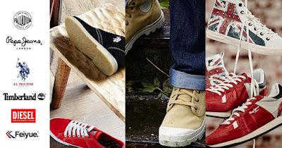 Oferta zapatos marca
