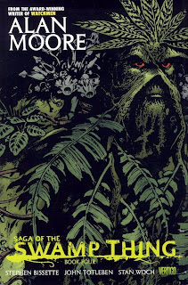 Saga of the Swamp Thing Vol. 4 by Alan Moore