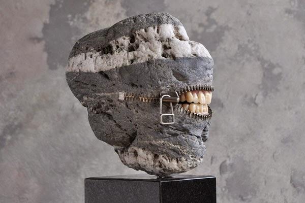 De piedra · Some stone art