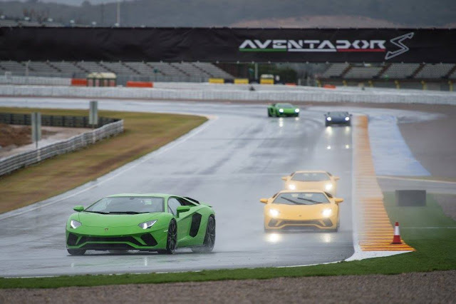Lamborghini Aventador S South African Pricing And Info