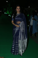 Dia Mirza in Sizzling Designer Saree at THE OLIVE CROWN AWARDS 2017 22.jpg