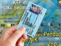 Benarkah E-KTP (KTP Elektronik) Berlaku Seumur Hidup?