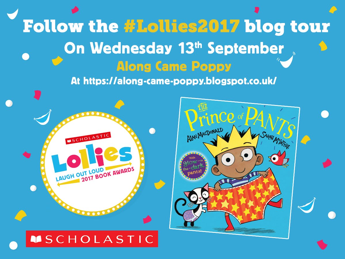 Blog Tour #Lollies2017