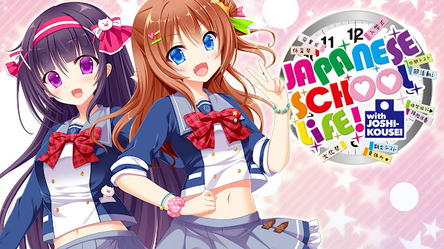 Download Japanese School Life PC Game Full Version