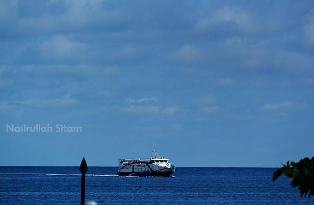 Kapal Cepat Penyeberangan Jepara - Karimunjawa