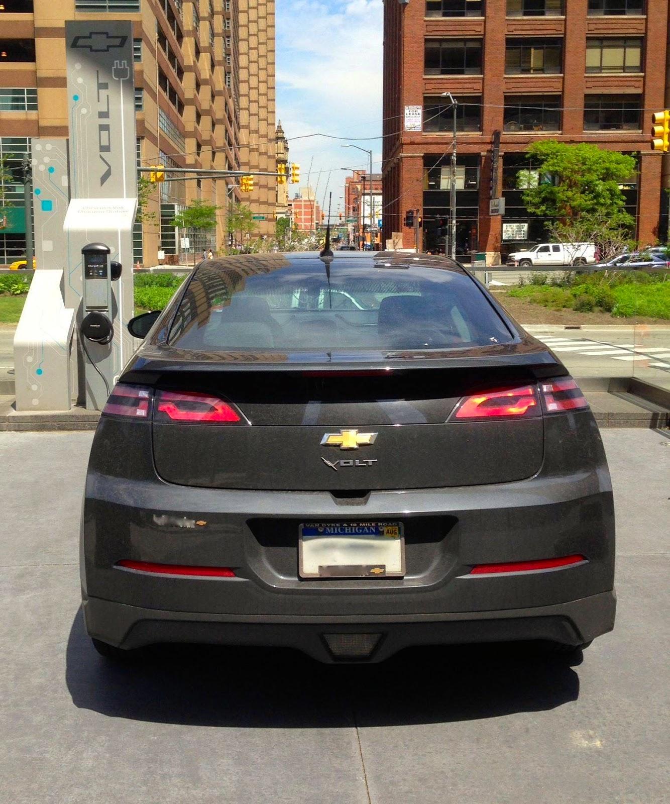 Chevrolet Volt 2016: 2016 Chevrolet Volt, Deux Annonces La Semaine Prochaine?