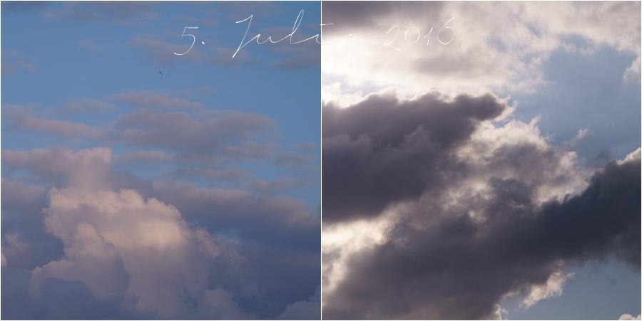 Blog + Fotografie by it's me!   fim.works   Himmel am 5. Juli 2016
