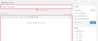 Cara Membuat Post pada Wordpress