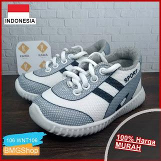WNT106 Sepatu Kawa Sport Tali Gaya BMGShop