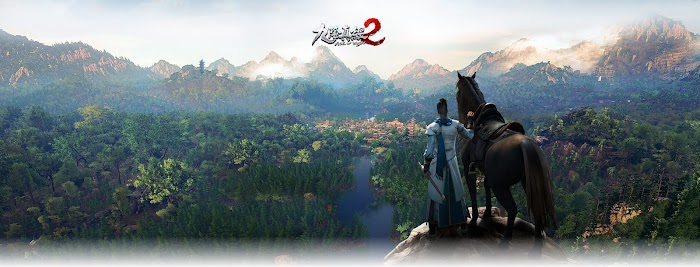 Pre-register Begins for Wuxia Themed Sandbox MMO