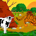 Truthful Cow and The Tiger Short Story