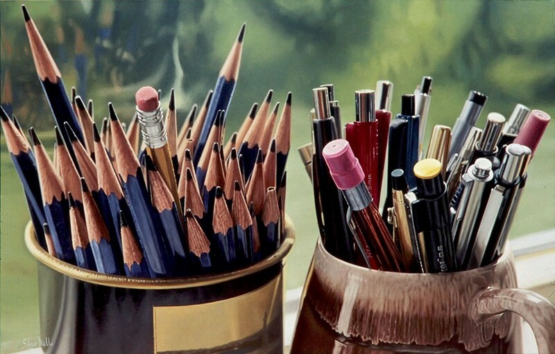 Photo Realistic Paintings