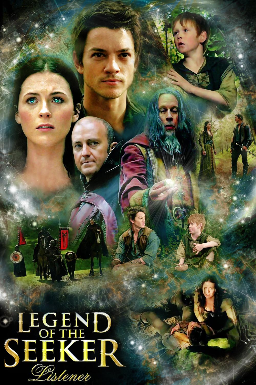 Legends Of The Seeker