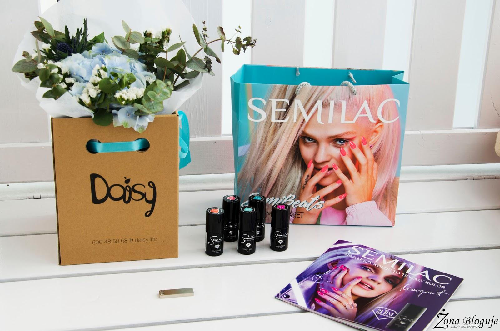 Nowa kolekcja SEMILAC - SemiBeats by MARGARET
