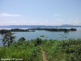 Beautiful Kaptai Lake