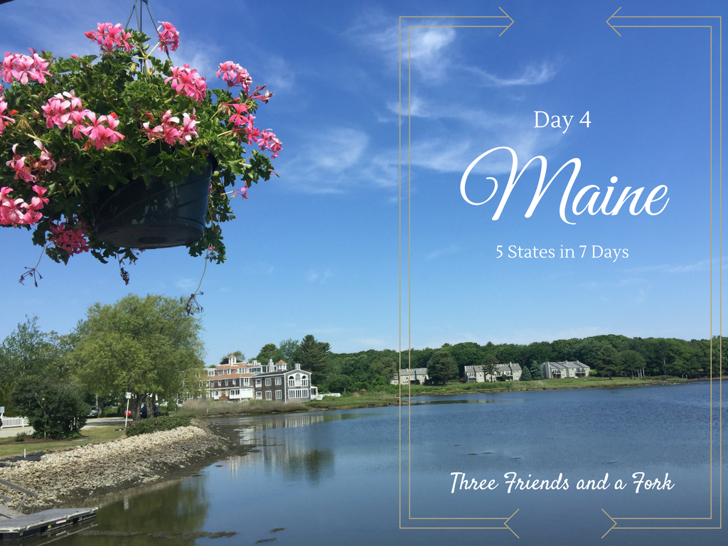 Five States In Seven Days Day Four Kennebunkport Maine Three