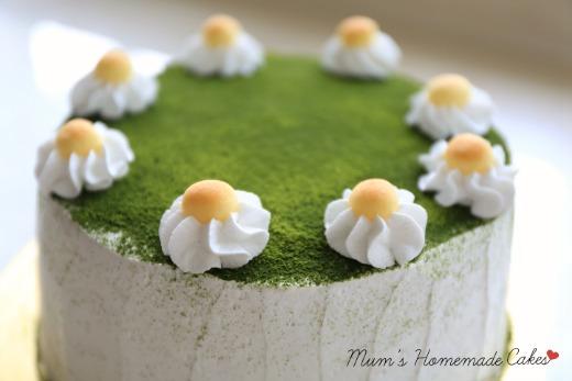 Mum S Homemade Cakes And More Green Tea Tiramisu Hubby S