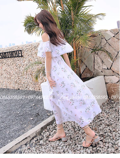 Shop ban vay maxi di bien tai Thanh Xuan Nam